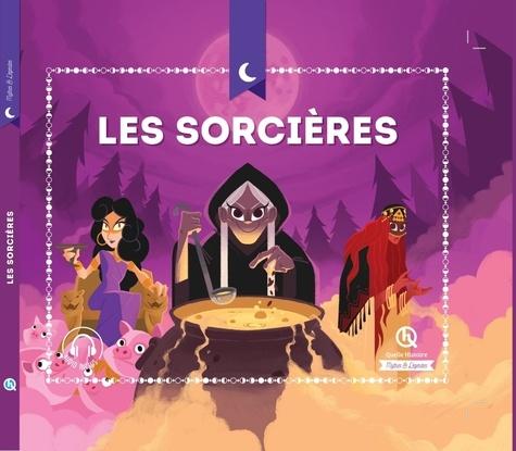 Les sorciéres / Patricia Crété | Crété, Patricia. Auteur