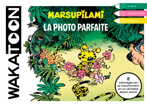 Marsupilami : La photo parfaite / Mediatoon | Mediatoon. Éditeur commercial