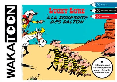 Lucky Luke : A la poursuite des Dalton / Mediatoon | Mediatoon. Éditeur commercial