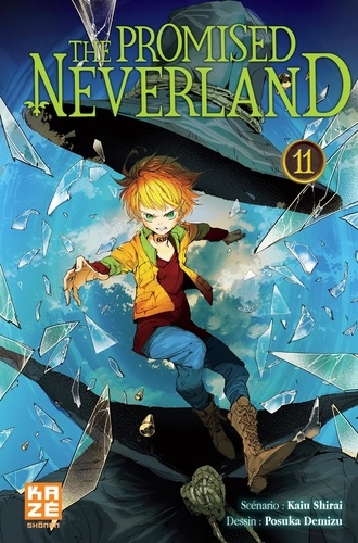 The promised neverland. 11, Dénouement / Kaiu Shirai | Shirai, Kaiu. Scénariste