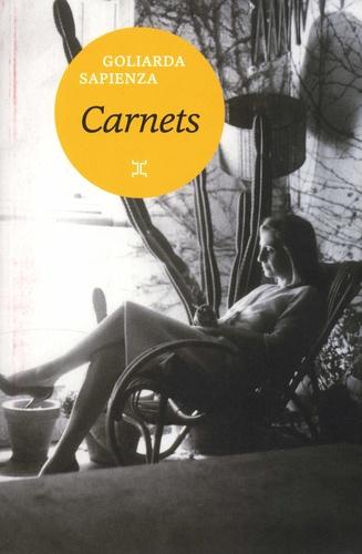 Carnets / Goliarda Sapienza | Sapienza, Goliarda (1924-1996). Auteur