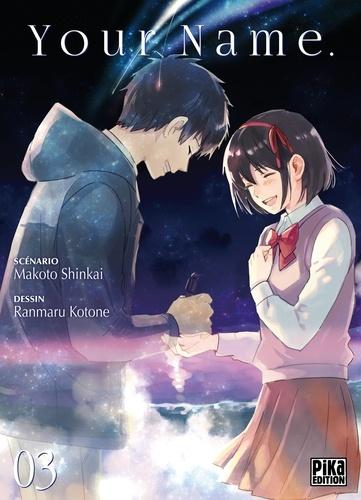 Your Name / Makoto Shinkai | Shinkai, Makoto (1973-....). Scénariste