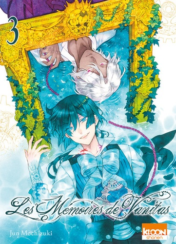 Deux ombres / Jun Mochizuki | Mochizuki, Jun. Auteur