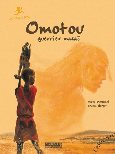 Omotou, guerrier masaï