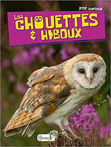 Les Chouettes & Hiboux / Virginie Jobé-Truffer | Jobé-Truffer, Virginie. Auteur