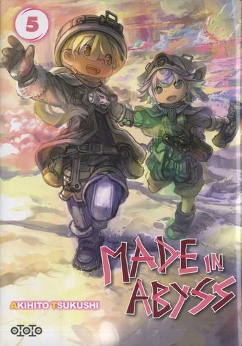 Made in abyss. 05 / presented by Akihito Tsukushi | Tsukushi, Akihito. Auteur