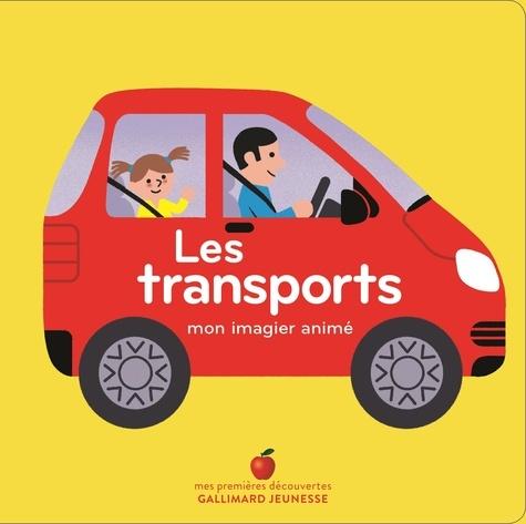 Les transports  : mon imagier animé