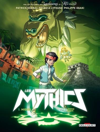 Les Mythics  v.5 , Miguel