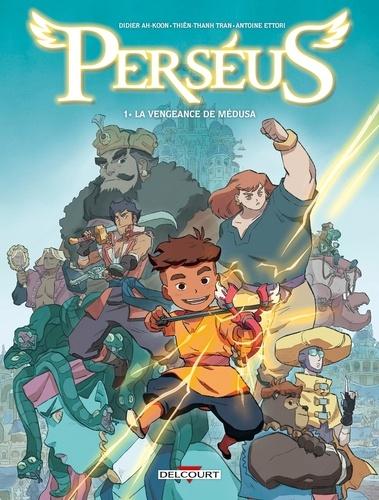 Perséus  v.1 , La vengeance de Médusa