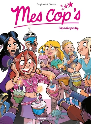 Cop'cake party