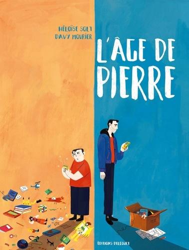 L' Age de Pierre / Davy Mourier   Mourier, Davy (1976-....). Auteur