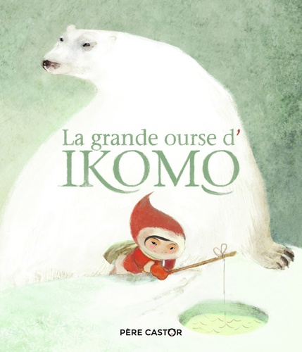 La grand ourse d'Ikomo / Agnès de Lestrade   Lestrade, Agnès de (1964-....). Auteur