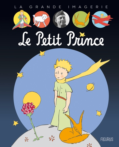 Le Petit Prince / Sabine Boccador | Boccador, Sabine (1965-....). Auteur