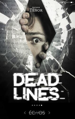 Dead lines / Arthur Ténor | Ténor, Arthur (1959-....)