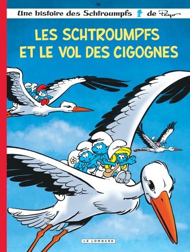 Les Schtroumpfs. 38, Les Schtroumpfs et le vol des cigognes / Peyo | Peyo (1928-1992). Antécédent bibliographique
