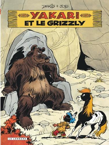Yakari et le grizzly / Derib | Derib (1944-....). Scénariste