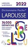 Dictionnaire Poche plus Larousse. Edition 2022