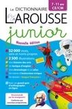 Dictionnaire Larousse junior CE/CM. Edition 2021