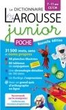 Dictionnaire Larousse junior poche. Edition 2021