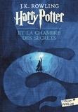 Harry Potter Tome 2 : Harry Potter et la chambre des secrets