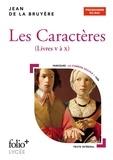 Les Caractères (Livres V à X)