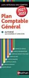 Plan comptable général. Liste intégrale des comptes, Edition 2021-2022