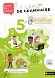 Le labo de grammaire 5e Terre des Lettres. Edition 2020