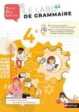 Terre des Lettres Le Labo de grammaire 4e. Edition 2021
