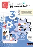 Terre des Lettres Le labo de grammaire 3e. Edition 2021