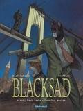 Blacksad Tome 6 : Alors, tout tombe. Première partie