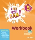 Anglais 5e I bet you can! Workbook, Edition 2018