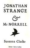 Jonathan Strange et Mr Norrell