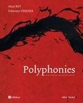 Polyphonies. Formes sensibles du langage et de la peinture