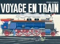 Voyage en train. Pop up