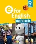 E for English 5e A2. Workbook