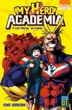 My hero academia Tome 1 : Izuku Midoriya : les origines