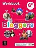 Anglais 6e A1-A2 Bloggers. Workbook, Edition 2017