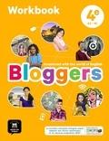 Anglais 4e A2-B1 Bloggers. Workbook, Edition 2017