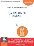 Ca raconte Sarah. 1 CD audio MP3