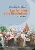 Les femmes et la Révolution. 1770-1830