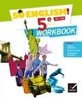 Anglais 5e Cycle 4 So English! Workbook, Edition 2017