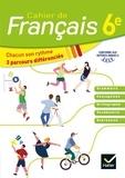 Français 6e Cahier de français. Edition 2020