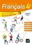 Cahier de français 4e. Edition 2020