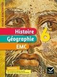 Fiches d'activités Histoire-Géographie-EMC 6e. Edition 2021