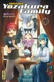Mission : Yozakura family Tome 4