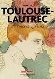 Toulouse-Lautrec. Nuits de Paris - 22 planches détachables en couleur