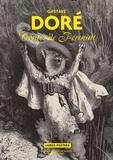 Gustave Doré. Contes de Perrault, 22 planches détachables en noir et blanc