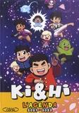 L'agenda Ki & Hi. Edition 2021-2022