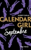 Calendar Girl : Septembre