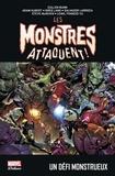 Les monstres attaquent ! Tome 1 : Un défi monstrueux